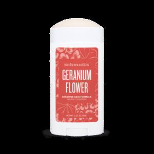 Schmidts Deodorantti Sensitive Geranium, Puikko 92g