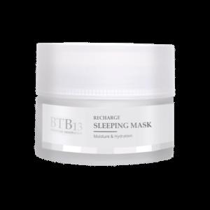 BTB13 Kosteuttava Yönaamio - Recharge Sleeping Mask 50ml