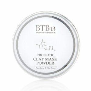 BTB13 Probioottinen kasvonaamiojauhe - Probiotic Clay Mask 100ml