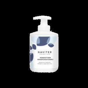 Naviter Clean Beauty Probioottinen Käsienpesugeeli 300 ml